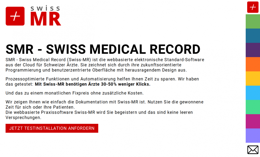 SMR - Swiss Medical Record